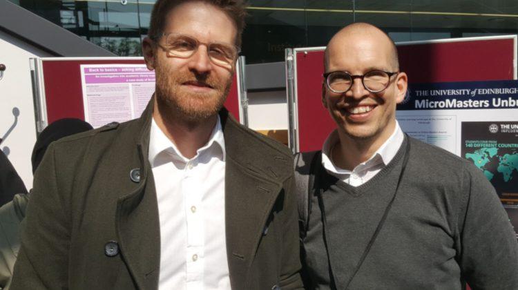 Webinar with David White and Jörg Pareigis
